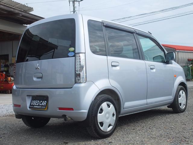 三菱 eKワゴン M マニュアル車・キーレス・CD