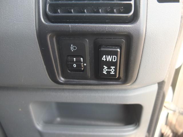 CD 4WD・5MT・キーレス(18枚目)