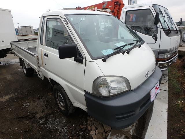 トヨタ タウンエーストラック DX AT パワステ エアコン エアバック ABS