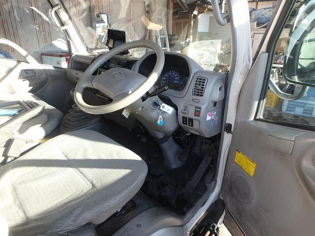 トヨタ トヨエース 冷蔵冷凍車 5速MT ロング4.35M バックカメラ