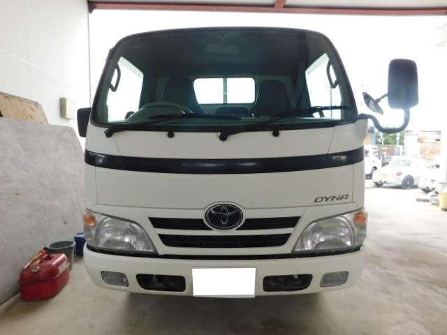 トヨタ ダイナトラック 1.45t積み ETC 5速MT フル装備 Wタイヤ