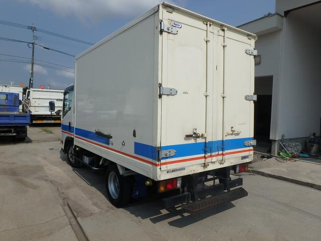 冷蔵冷凍車 5速MT ETC フル装備 Wタイヤ エアB(7枚目)