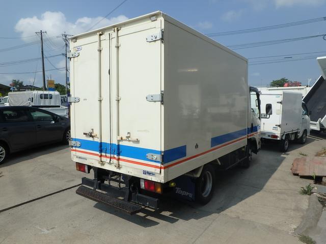 冷蔵冷凍車 5速MT ETC フル装備 Wタイヤ エアB(9枚目)
