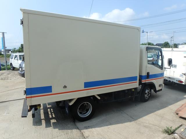 冷蔵冷凍車 5速MT ETC フル装備 Wタイヤ エアB(14枚目)