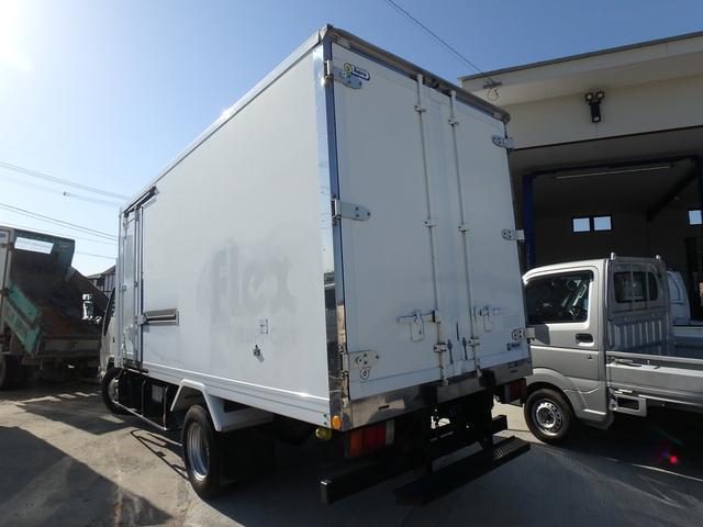 冷蔵冷凍 3t ロング マイナス30度設定 バックカメラ(18枚目)