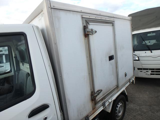 保冷車 2WD オートマ エアコン(2枚目)
