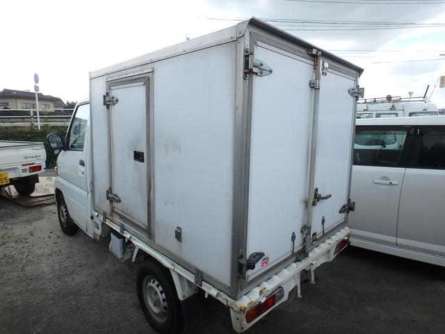 保冷車 2WD オートマ エアコン(3枚目)