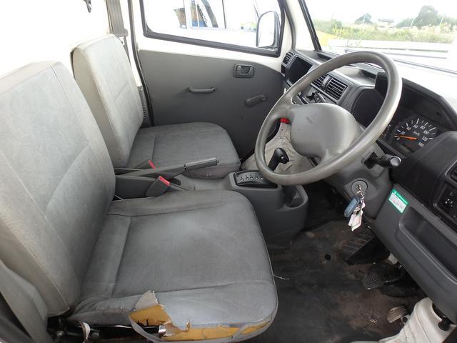 保冷車 2WD オートマ エアコン(7枚目)