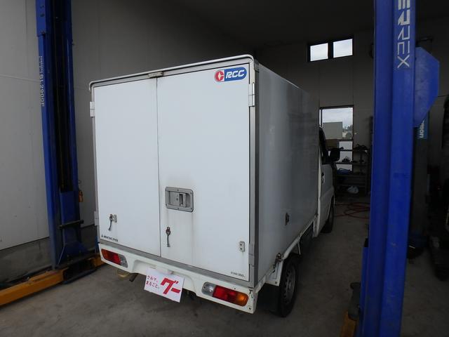 冷蔵冷凍車 左スライドドア マイナス5度 5速ミッション車(3枚目)