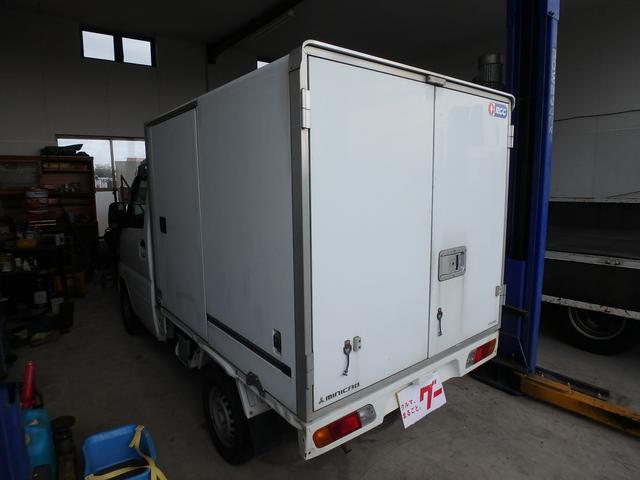 冷蔵冷凍車 左スライドドア マイナス5度 5速ミッション車(4枚目)