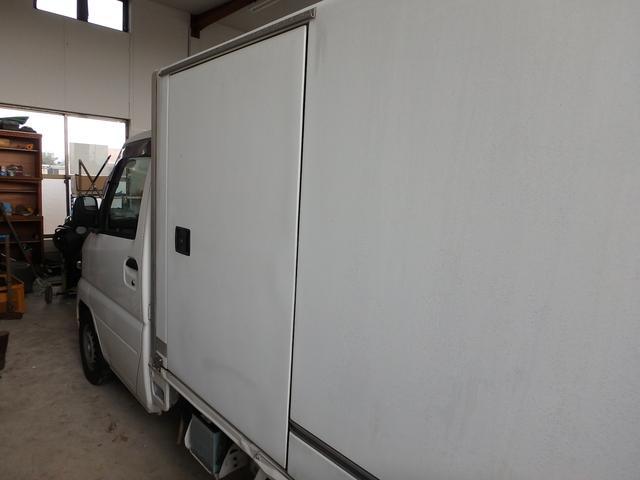 冷蔵冷凍車 左スライドドア マイナス5度 5速ミッション車(5枚目)