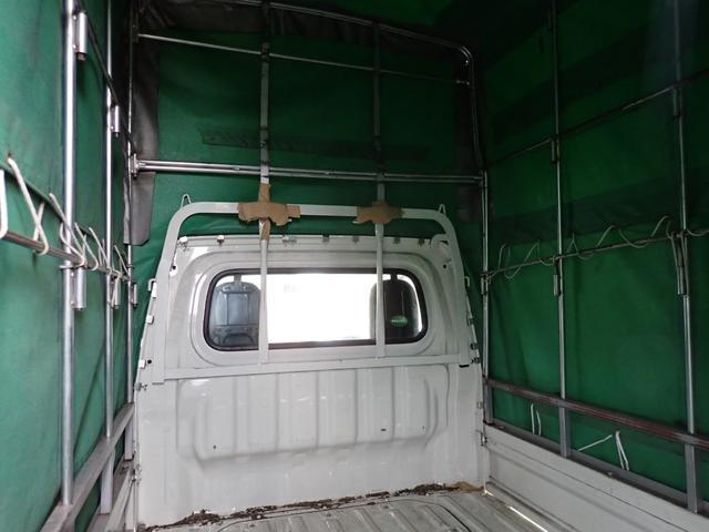 TC ハイルーフ フル装備 幌付車 ルーフラック キーレス(11枚目)