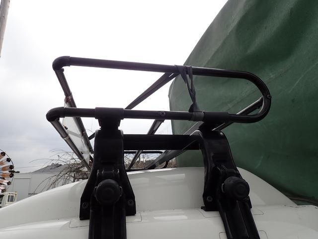 TC ハイルーフ フル装備 幌付車 ルーフラック キーレス(15枚目)