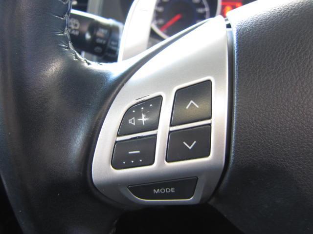 三菱 アウトランダー ローデスト24G 4WD HID スマートキー 18AW