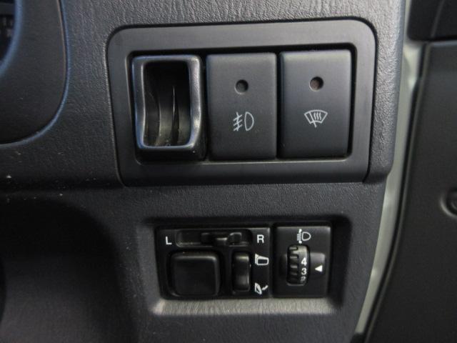 ワイルドウインド 4WD 5MT ルーフレール 背面タイヤ(18枚目)