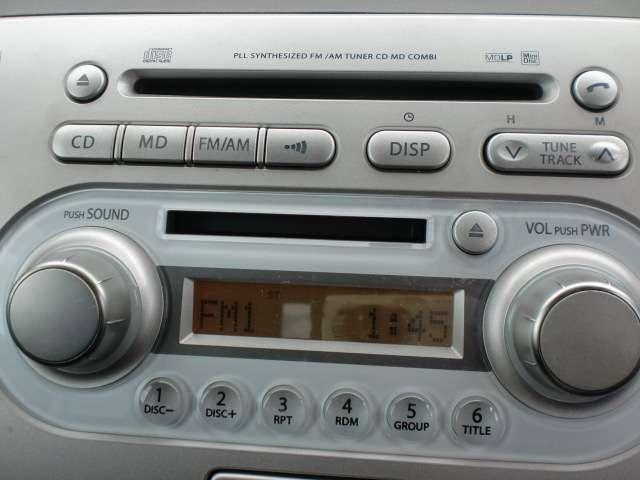 ウィット XS スマートキー CDデッキ アルミホイール(5枚目)