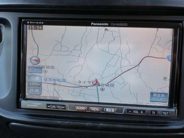 シャモニー ハイルーフ 4WD 社外ナビ フルセグTV(7枚目)
