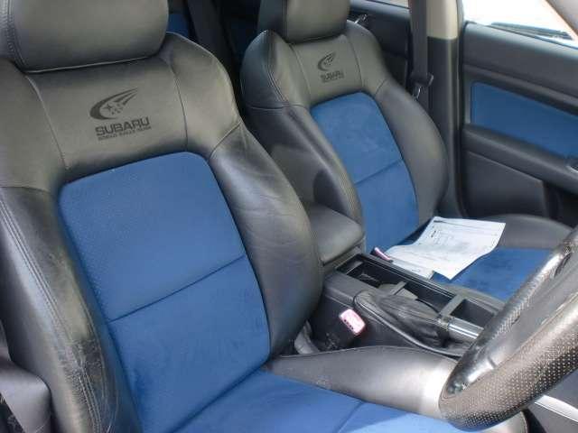 2.0GT WR-リミテッド 2005 4WD STIFスポ(10枚目)