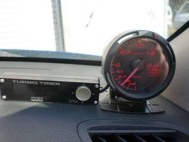 2.0GTスペックB WR-LTD 2004 社外マフラー(8枚目)