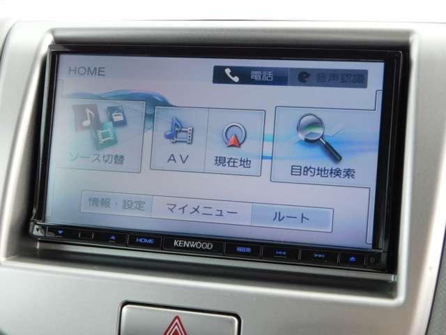 マツダ AZワゴン XS エアロ SDナビTV スマートキー