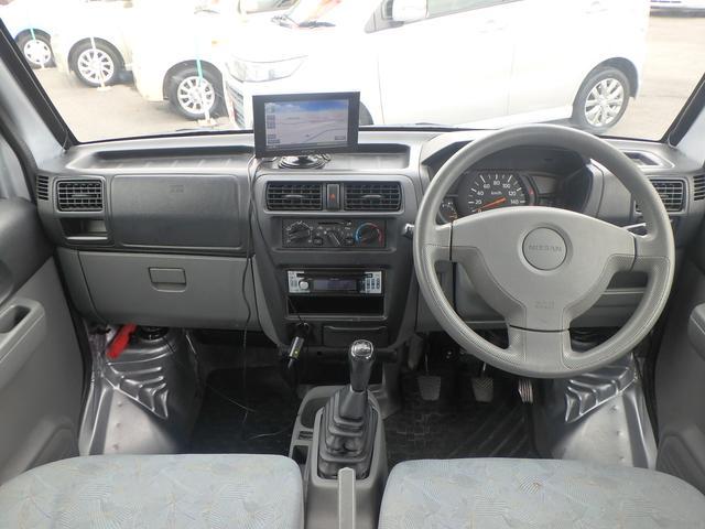 日産 クリッパーバン GL 5MT CD キーレス Wエアバッグ 社外アルミ