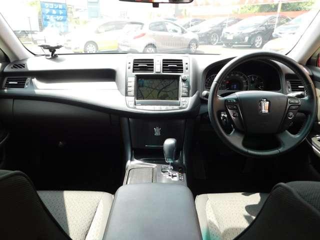トヨタ クラウン 2.5アスリート ナビパッケージ モデリスタエアロ 20AW