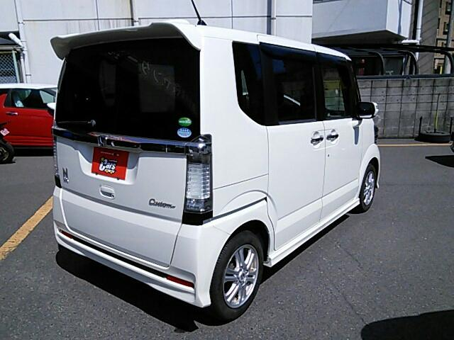 660 カスタム G・Lパッケージ(3枚目)