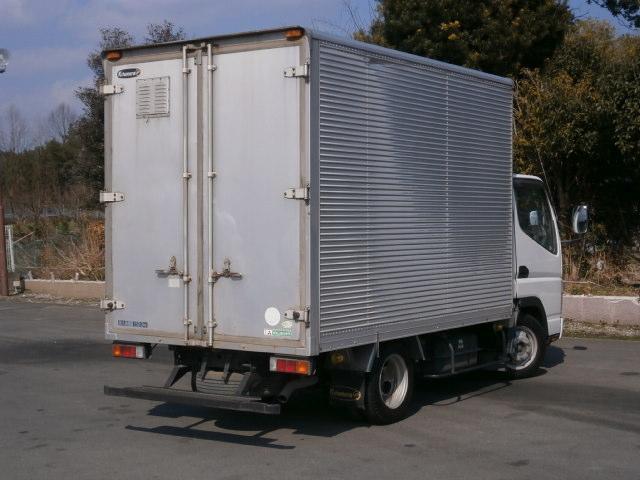 三菱ふそう キャンター 1.5t 全低床 箱バン