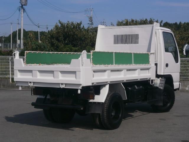 2t 高床強化ダンプ 4WD(7枚目)