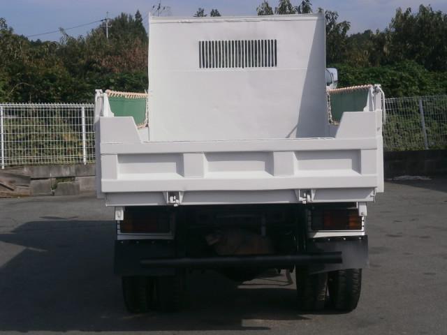 2t 高床強化ダンプ 4WD(8枚目)