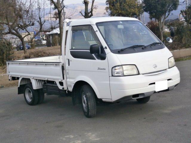 1tトラック 4WD(4枚目)
