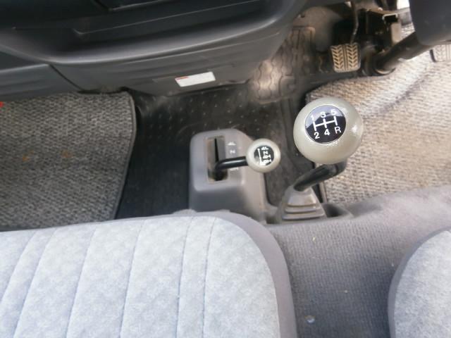 1tトラック 4WD(19枚目)