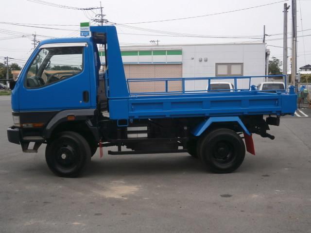 2t 高床強化 4WD ダンプ(2枚目)