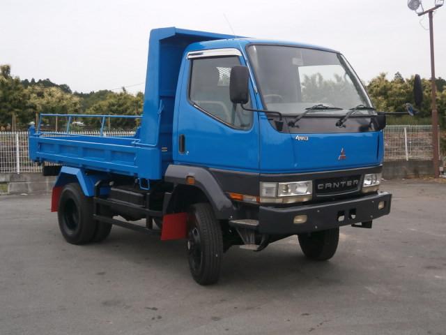 2t 高床強化 4WD ダンプ(4枚目)