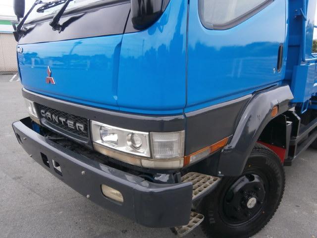 2t 高床強化 4WD ダンプ(5枚目)