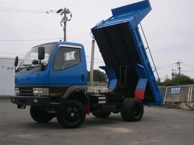 2t 高床強化 4WD ダンプ(7枚目)