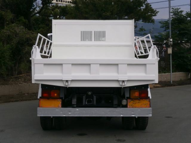 4tダンプ 電動コボレーン付(9枚目)