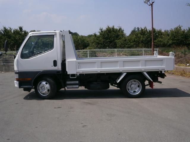 2t全低床 強化ダンプ 4WD(2枚目)