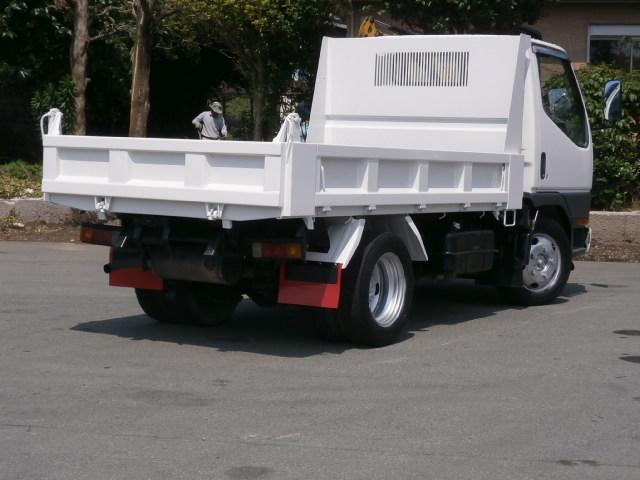 2t全低床 強化ダンプ 4WD(8枚目)