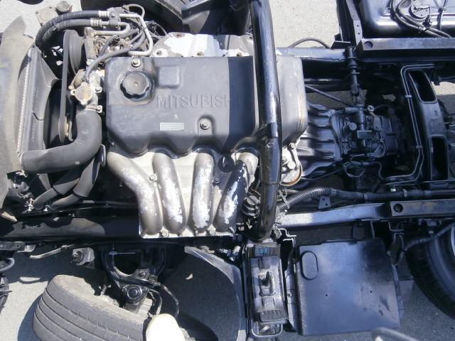 2t全低床 強化ダンプ 4WD(16枚目)