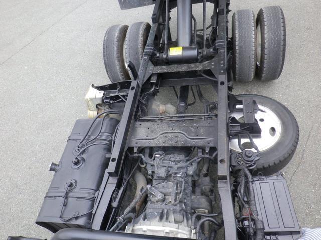 2t 全低床 強化ダンプ 4WD(16枚目)