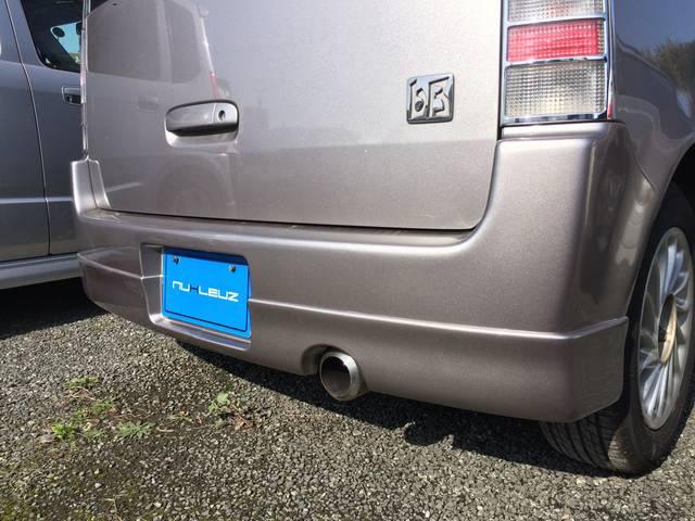 トヨタ bB Z エアロ 純正オプションメッシュグリル