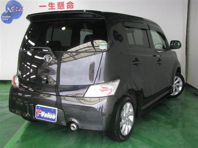 トヨタ bB Z エアロパッケージ T Value車