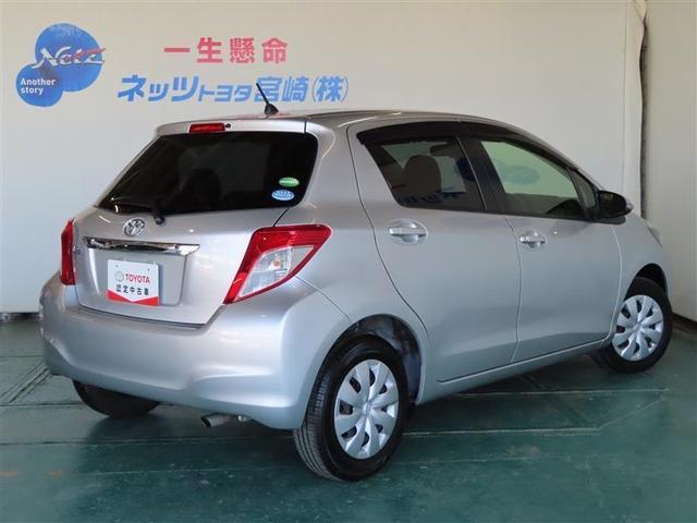 「トヨタ」「ヴィッツ」「コンパクトカー」「宮崎県」の中古車3