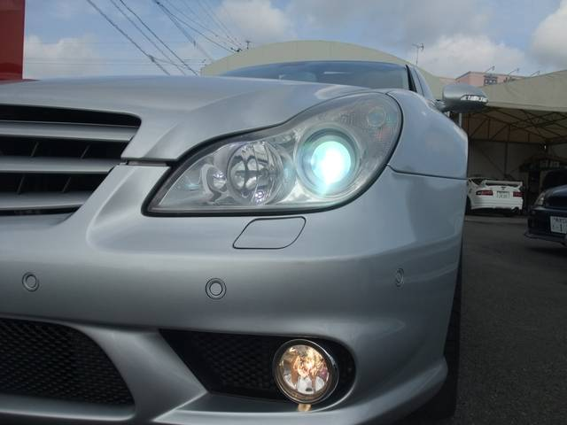 メルセデス・ベンツ M・ベンツ CLS63 AMG 黒革 サンルーフ