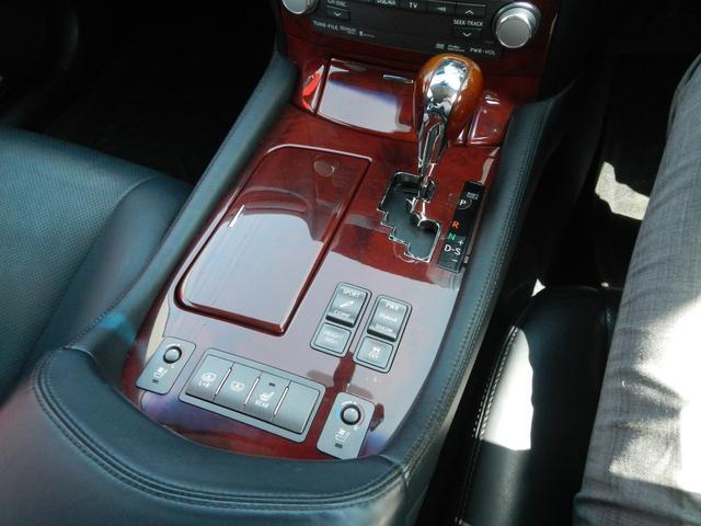 LS600h Iパッケージ 4WD ナビTV Bカメラ(19枚目)