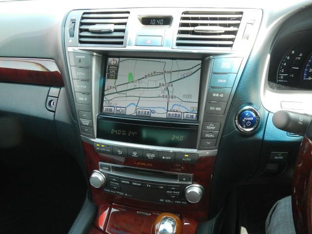 LS600h Iパッケージ 4WD ナビTV Bカメラ(20枚目)
