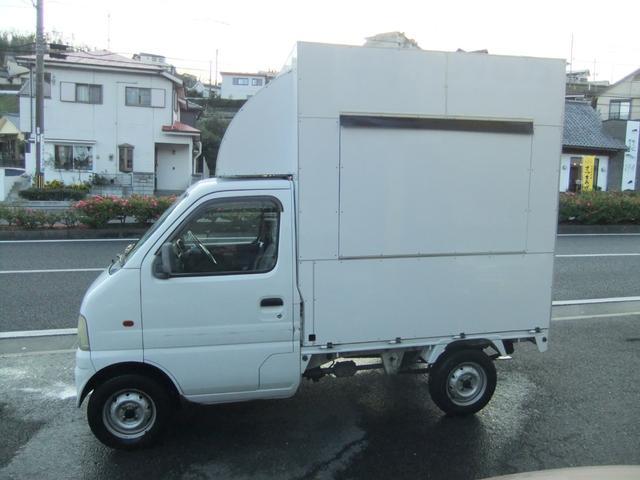 キッチンカー パネル板 移動販売車(3枚目)