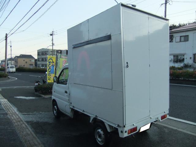 キッチンカー パネル板 移動販売車(4枚目)