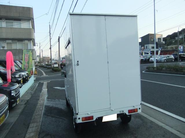 キッチンカー パネル板 移動販売車(5枚目)
